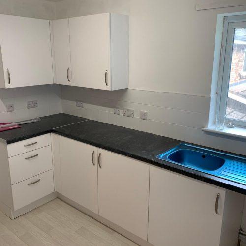 Kitchen Install 2